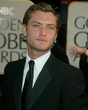 This is an image of 254540 Jude Law Photograph & Poster