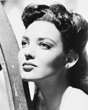This is an image of 168552 Linda Darnell Photograph & Poster