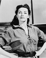 This is an image of 168660 Yvonne De Carlo Photograph & Poster