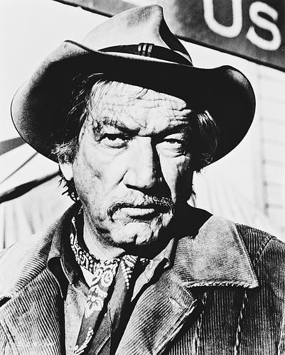 This is an image of 168785 Richard Boone Photograph & Poster