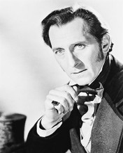 This is an image of 169066 Peter Cushing Photograph & Poster