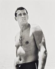 This is an image of 169595 Rock Hudson Photograph & Poster