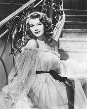 This is an image of 172149 Rita Hayworth Photograph & Poster