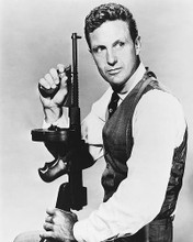 This is an image of 172176 Robert Stack Photograph & Poster