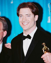 This is an image of 237962 Brendan Fraser Photograph & Poster