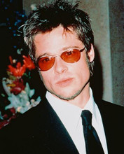 This is an image of 238106 Brad Pitt Photograph & Poster