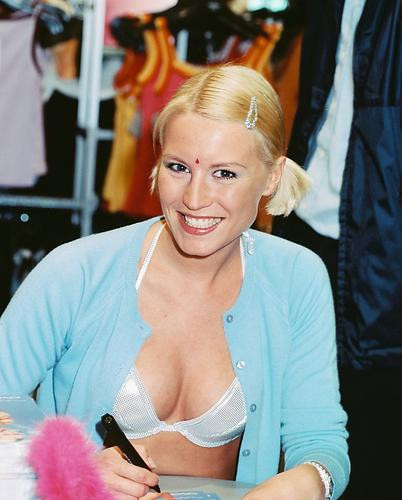 This is an image of 238174 Denise Van Outen Photograph & Poster