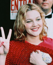 This is an image of 238291 Drew Barrymore Photograph & Poster