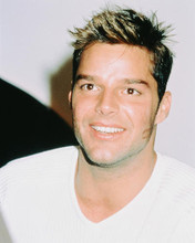 This is an image of 239297 Ricky Martin Photograph & Poster
