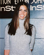This is an image of 239570 Charisma Carpenter Photograph & Poster