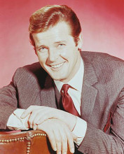 This is an image of 239722 Roger Moore Photograph & Poster