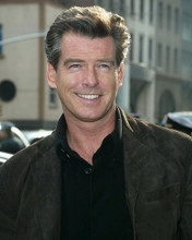 This is an image of 254306 Pierce Brosnan Photograph & Poster