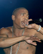 This is an image of 254653 Ja Rule Photograph & Poster