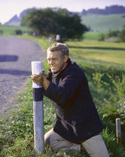 This is an image of 254835 Steve McQueen Photograph & Poster