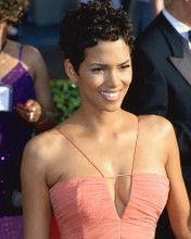 This is an image of 254907 Halle Berry Photograph & Poster