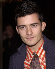 This is an image of 254909 Orlando Bloom Photograph & Poster