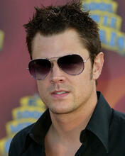 This is an image of 255032 Johnny Knoxville Photograph & Poster
