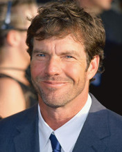 This is an image of 255424 Dennis Quaid Photograph & Poster