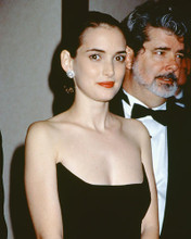 This is an image of 255439 Winona Ryder Photograph & Poster