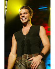 This is an image of 255546 Ricky Martin Photograph & Poster