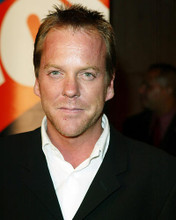 This is an image of 255566 Kiefer Sutherland Photograph & Poster