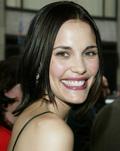This is an image of 255628 Leslie Bibb Photograph & Poster