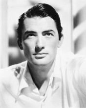 This is an image of 169829 Gregory Peck Photograph & Poster