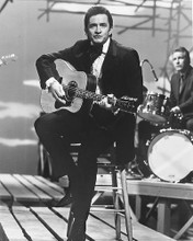 This is an image of 172596 Johnny Cash Photograph & Poster