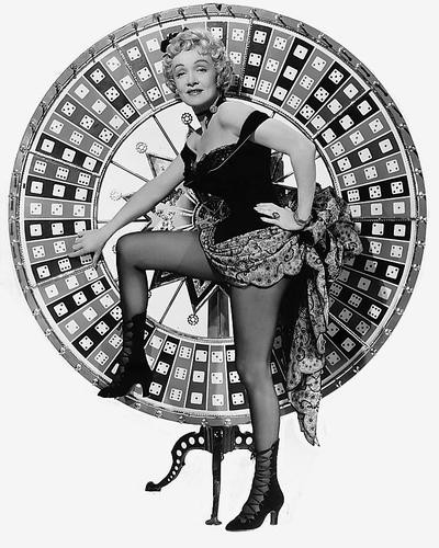This is an image of 172637 Marlene Dietrich Photograph & Poster