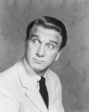This is an image of 173059 Leslie Nielsen Photograph & Poster