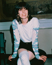 This is an image of 240054 Chrissie Hynde Photograph & Poster