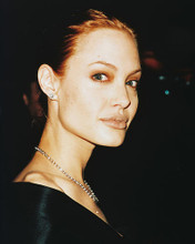 This is an image of 240062 Angelina Jolie Photograph & Poster