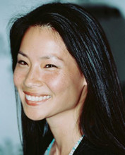 This is an image of 240079 Lucy Liu Photograph & Poster