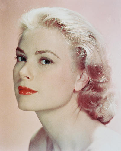 This is an image of 241304 Grace Kelly Photograph & Poster