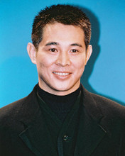 This is an image of 241773 Jet Li Photograph & Poster