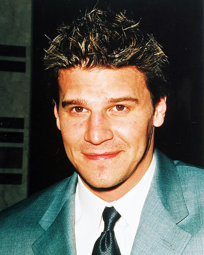 This is an image of 242872 David Boreanaz Photograph & Poster