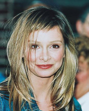 This is an image of 243639 Calista Flockhart Photograph & Poster