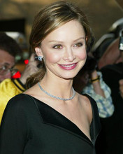 This is an image of 255680 Calista Flockhart Photograph & Poster