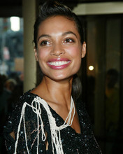 This is an image of 255906 Rosario Dawson Photograph & Poster