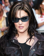 This is an image of 256032 Lisa Marie Presley Photograph & Poster