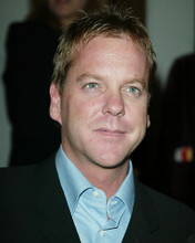 This is an image of 256073 Kiefer Sutherland Photograph & Poster