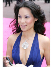 This is an image of 256485 Lucy Liu Photograph & Poster