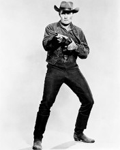 This is an image of 170414 Chuck Connors Photograph & Poster
