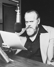 This is an image of 170580 Orson Welles Photograph & Poster
