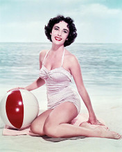 This is an image of 243489 Elizabeth Taylor Photograph & Poster