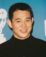 This is an image of 244104 Jet Li Photograph & Poster