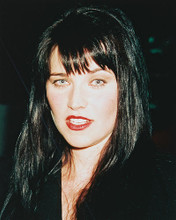 This is an image of 244487 Lucy Lawless Photograph & Poster