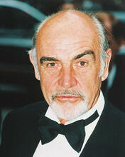 This is an image of 245162 Sean Connery Photograph & Poster