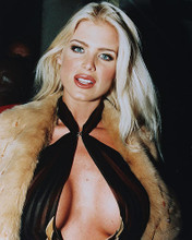 This is an image of 245306 Victoria Silvstedt Photograph & Poster
