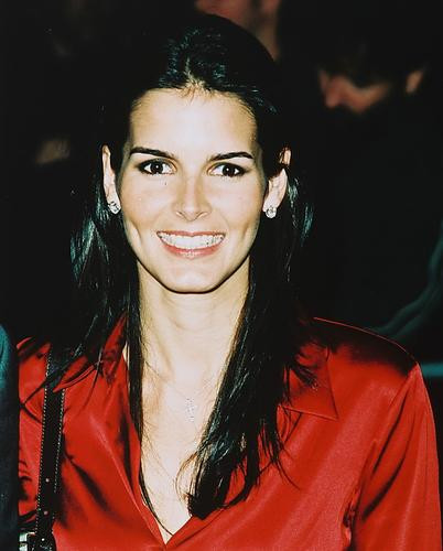 This is an image of 245555 Angie Harmon Photograph & Poster